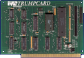 Interactive Video Systems Trumpcard 2000 - TrumpCard  front side