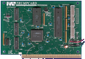 Interactive Video Systems Trumpcard Professional 2000 - Rev 1.2 front side