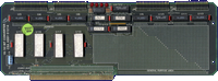 Computer System Associates Turbo Amiga CPU (A2000) - DragStrip 16/32 Bit Converter front side