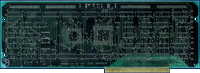 Computer System Associates Turbo Amiga CPU (A2000) - CPU card Rev B back side