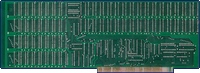 HK-Computer Vector A2000i (Professional RAM Board) -  back side