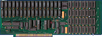 HK-Computer Vector A2000i (Professional RAM Board) -  front side