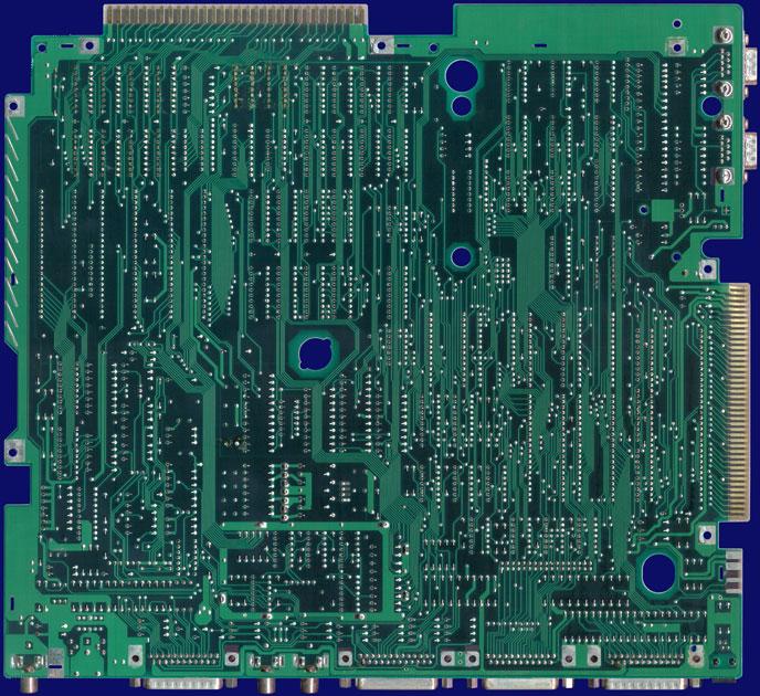 Amiga Hardware Database - Photo Gallery of Commodore Amiga 1000