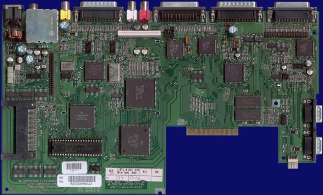 Amiga Hardware Database - Photo Gallery of Commodore Amiga 600