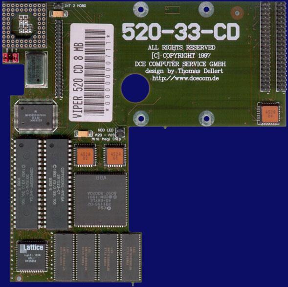 Amiga Hardware Database - Photo Gallery of Masoboshi / DCE